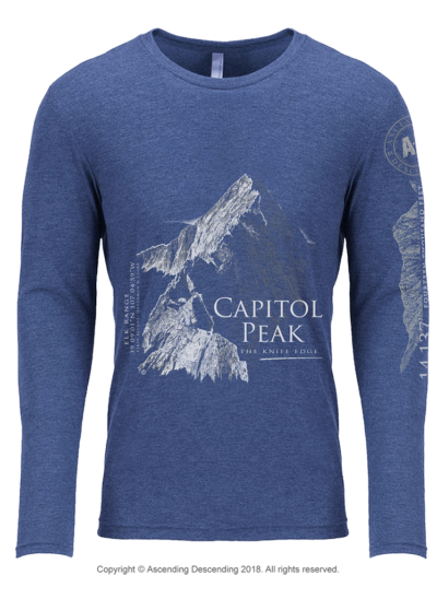 Capitol Peak - Web Image - Front 748x1024