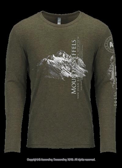 Mt Sneffels - Web Image - Front 748x1024
